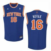 Foto Camiseta New York Knicks #16 Steve Novak Revolution 30 Swingma Road