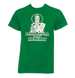Camiseta St. Patrick Is My Homeboy Funny