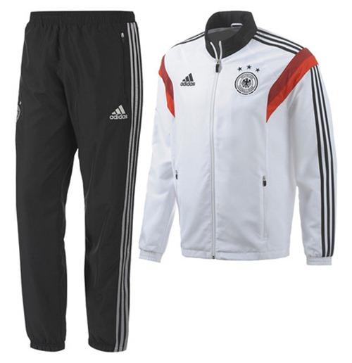 676b285443bab Compra Chándal Alemania 2014-15 Adidas Presentation Original