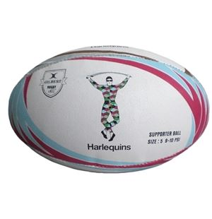 Balón Rugby Harlequins Supporters