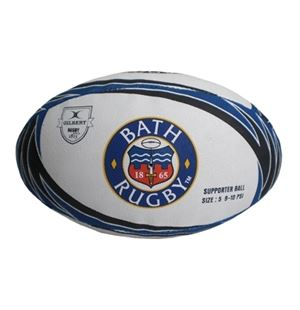 Balón Rugby Bath Supporter