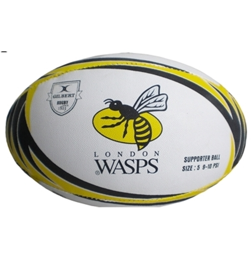 Balón Rugby Wasps Supporter