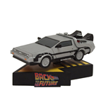 Regreso al Futuro Shakems Figura Movible Delorean Time Machine 18 x 13 cm