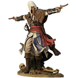 Assassin´s Creed IV Black Flag Estatua PVC Edward Kenway The Assassin Pirate 24 cm