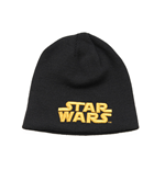 Star Wars Gorro Gold Text