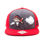 Street Fighter Gorra Béisbol Snap Back Ryu