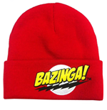 Big Bang Theory Gorro Bazinga