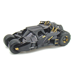 Batman Begins Vehículo Hot Wheels 1/18 Batmobile Tumbler 23 cm