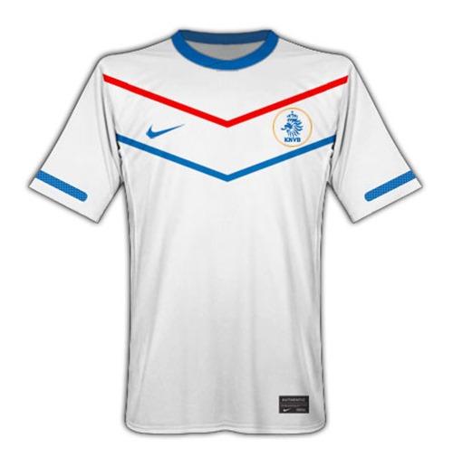 Compra Camiseta Holanda 2010-11 Nike World Cup Away de niño Original ca16c3f26fd41