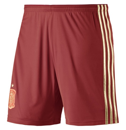 Shorts España 2014-15 Home World Cup de niño