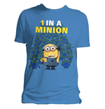 Camiseta Gru, mi villano favorito 2 - One In A Minion