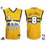 Camiseta Denver Nuggets Gallinari