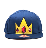 Hora de Aventuras Gorra Béisbol Snap Back Ice King Crown
