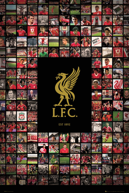 Póster Liverpool FC 109330