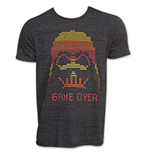 Camiseta Star Wars Game Over de hombre