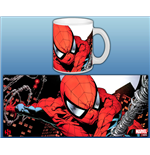 Spider-Man Taza Quesada