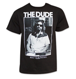 Camiseta El Gran Lebowski The Dude Photo