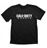 Camiseta Call Of Duty Ghosts Logo Large