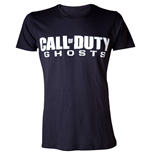 Camiseta Call Of Duty Ghosts Men's Logo Large