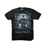 Camiseta Halo 4 The Return Large