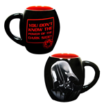 Star Wars Taza Cerámica Darth Vader The Dark Side