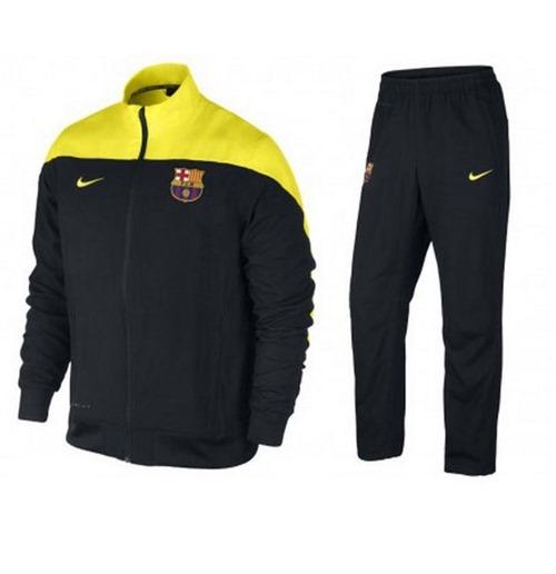 Compra Chándal FC Barcelona 2013-14 Nike de niño Original 98de86dfbaa