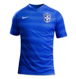 Camiseta Brasil 2014-15 Away World Cup