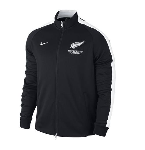 2014 15 Nueva Nike Chaqueta Zelanda N98 Authentic SzVLpGUMq