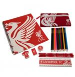 Liverpool Football Club Último Conjunto de papeleria