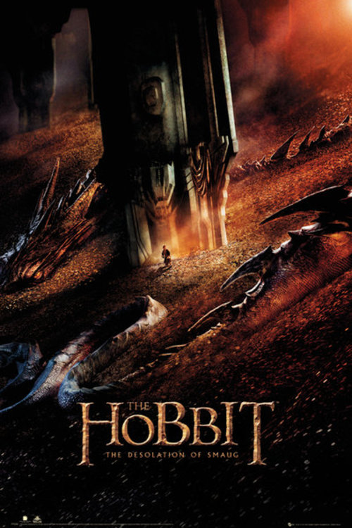 Póster The Hobbit 112103