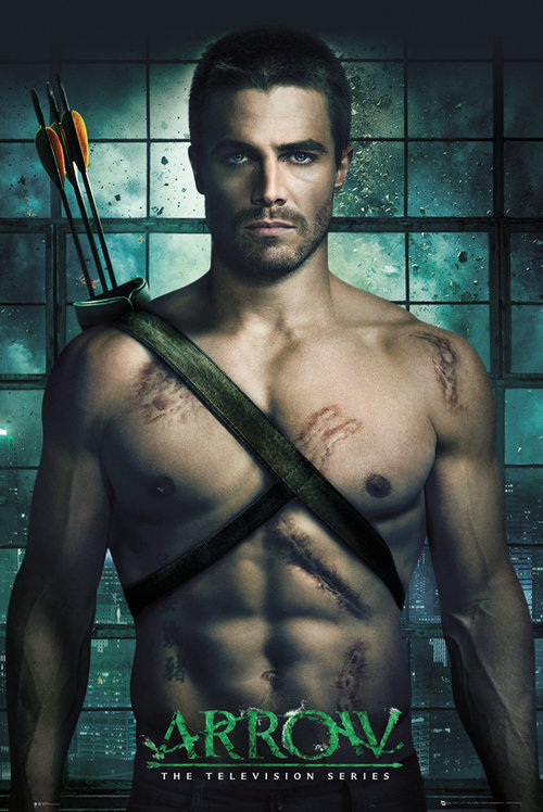 Póster Arrow Pin Up