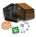 Minecraft Pack de 5 Cortadores de galletas