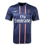 Camiseta Paris Saint Germain 2012-13 Home de niño