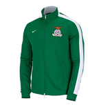 Chaqueta Zambia 2014-15 Nike Authentic N98