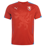 Camiseta República Checa 2014-15 Home
