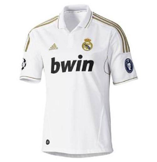 ff55102f0ed54 Compra Camiseta Real Madrid 2011-12 Adidas Home UCL Original