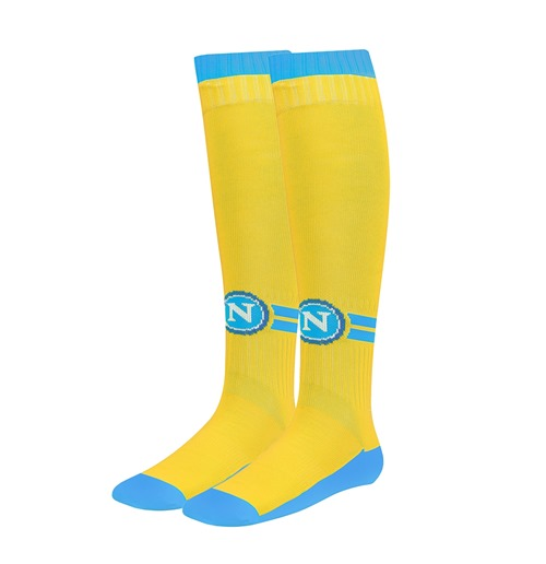 Calcetines Napoli 2013-14 3rd Macron