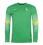 Camiseta portero Francia 2014-15 Home World Cup