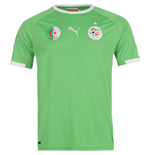 Camiseta Argelia 2014-15 Away World Cup