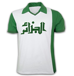 Camiseta Algeria WC 1982 Retro