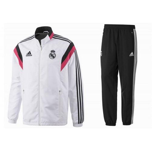 Compra Chándal Real Madrid 2014-15 Adidas PES Original 3fc5ff4dfe847