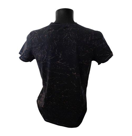 Camiseta jack daniel 39 s classic acid washed extra large por for Classic acid