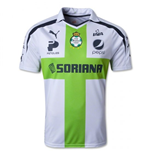 Camiseta Santos Laguna 2013-14 Away