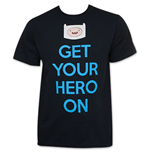 Camiseta Hora de aventuras Get Your Hero On