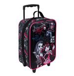 Monster High Carrito grande con ruedas I am Monster High