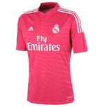 Camiseta Real Madrid 2014-15 Adidas Away