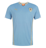 Camiseta Uruguay 2014-15 Home World Cup de niño
