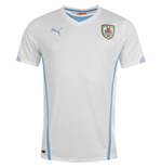 Camiseta Uruguay 2014-15 Away World Cup de niño
