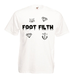 Camiseta con impresión transfer - Foot Filth