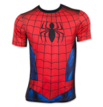 Camiseta Disfraz Spiderman